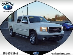 2009 GMC Sierra 1500 SLT 4x2 Crew Cab 5.75 ft. box 143.5 in. WB Crew Cab Pickup - Short Bed