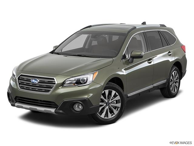 2017 Subaru Outback 2.5i Limited All-wheel Drive Sport Utility