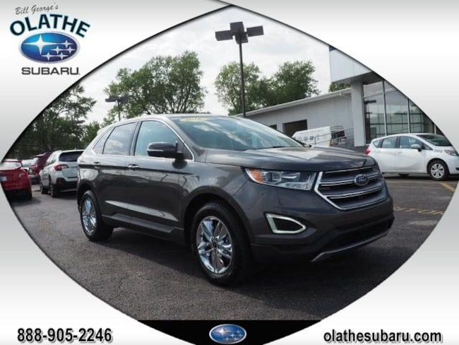 2016 Ford Edge SEL All-wheel Drive AWD SEL  Crossover