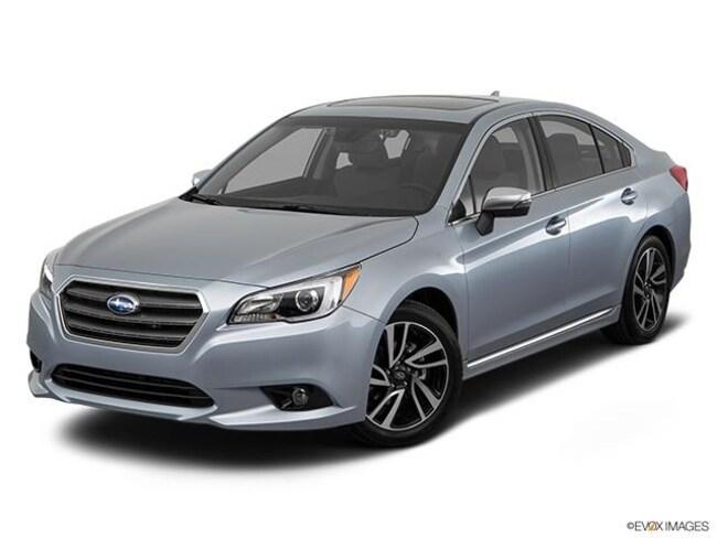 2017 Subaru Legacy 2.5i Limited All-wheel Drive Sedan