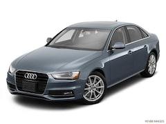 2015 Audi A4 2.0T Premium (Tiptronic) All-wheel Drive quattro Sedan