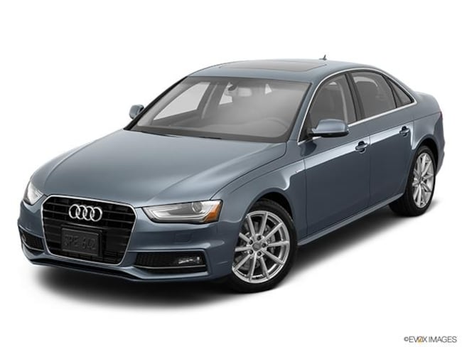 Used 2015 Audi A4 2.0T Premium (Tiptronic) All-wheel Drive quattro Sedan Olathe