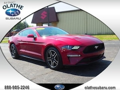 2018 Ford Mustang EcoBoost Premium Fastback EcoBoost  Fastback