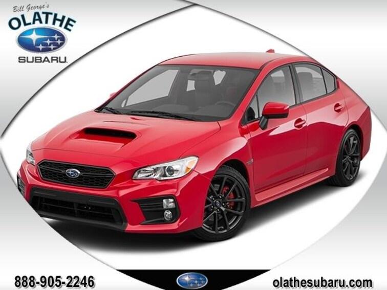Subaru Kansas City >> New 2019 Subaru Wrx Premium M6 For Sale In Olathe Ks