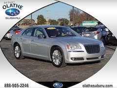 2012 Chrysler 300C All-wheel Drive Sedan