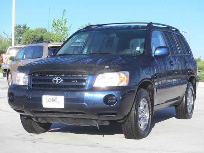 2006 Toyota Highlander SUV