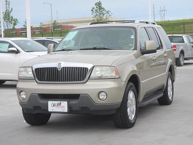 2004 Lincoln Aviator SUV