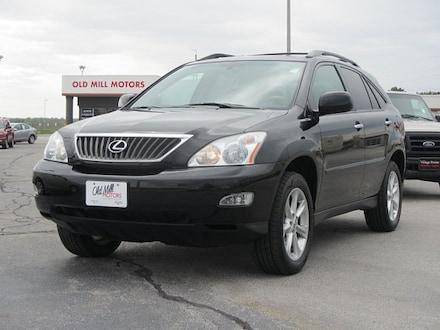 2009 LEXUS RX 350 SUV