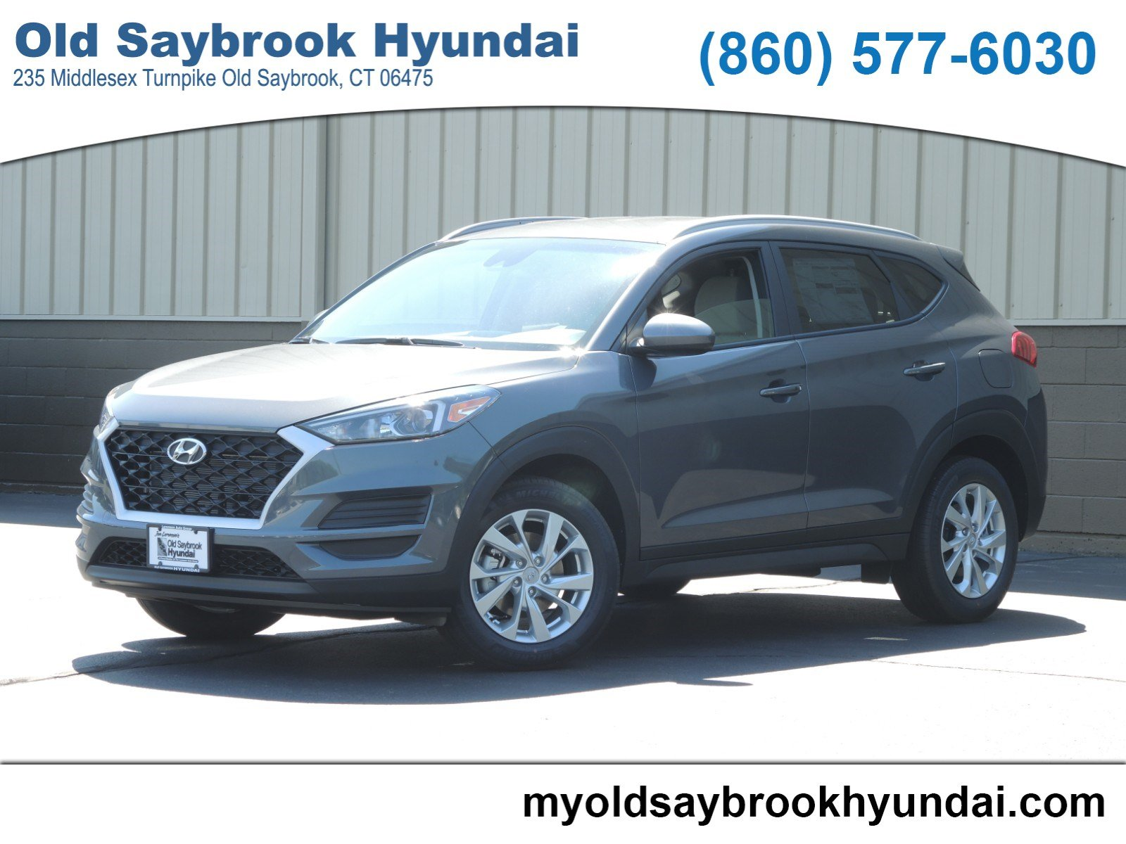 New 2019 Hyundai Tucson Value SUV for sale in Old Saybrook CT