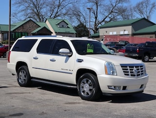 Used 2008 Cadillac Escalade ESV Base SUV Serving Alcoa, Knoxville, and Oak Ridge
