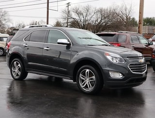 Used 2017 Chevrolet Equinox Premier SUV Serving Alcoa, Knoxville, and Oak Ridge