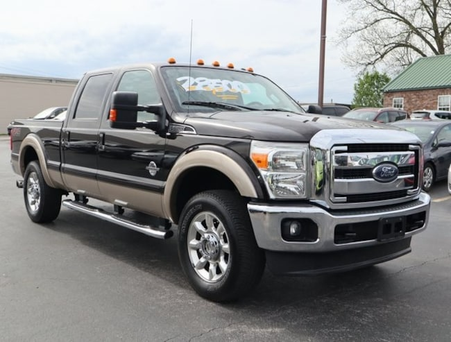2013 Ford F-250SD Lariat Truck