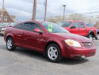 Used 2007 Chevrolet Cobalt LT Coupe Serving Alcoa, Knoxville, and Oak Ridge