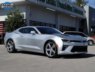 Used 2018 Chevrolet Camaro SS Coupe Serving Alcoa, Knoxville, and Oak Ridge