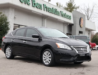 used 2015 Nissan Sentra S Sedan for sale in Tennessee