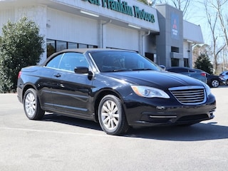 Used 2014 Chrysler 200 Touring Convertible Serving Alcoa, Knoxville, and Oak Ridge