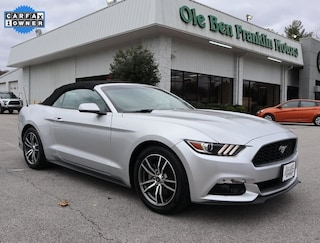 used 2017 Ford Mustang Ecoboost Premium Convertible for sale in Tennessee