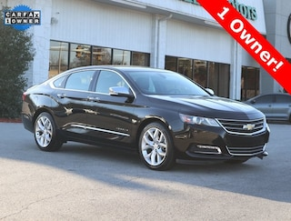 used 2018 Chevrolet Impala Premier Sedan for sale in Tennessee