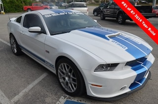 used 2014 Ford Mustang Shelby GT350 Coupe for sale in Tennessee