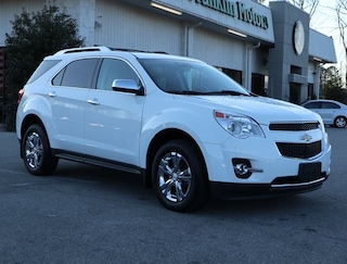 Used 2013 Chevrolet Equinox LTZ SUV Serving Alcoa, Knoxville, and Oak Ridge