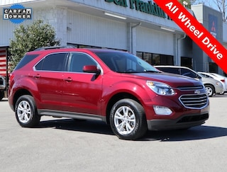 Used 2016 Chevrolet Equinox LT SUV Serving Alcoa, Knoxville, and Oak Ridge