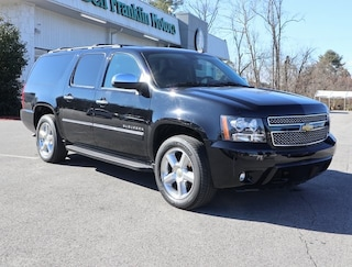 Used 2014 Chevrolet Suburban 1500 LTZ SUV Serving Alcoa, Knoxville, and Oak Ridge
