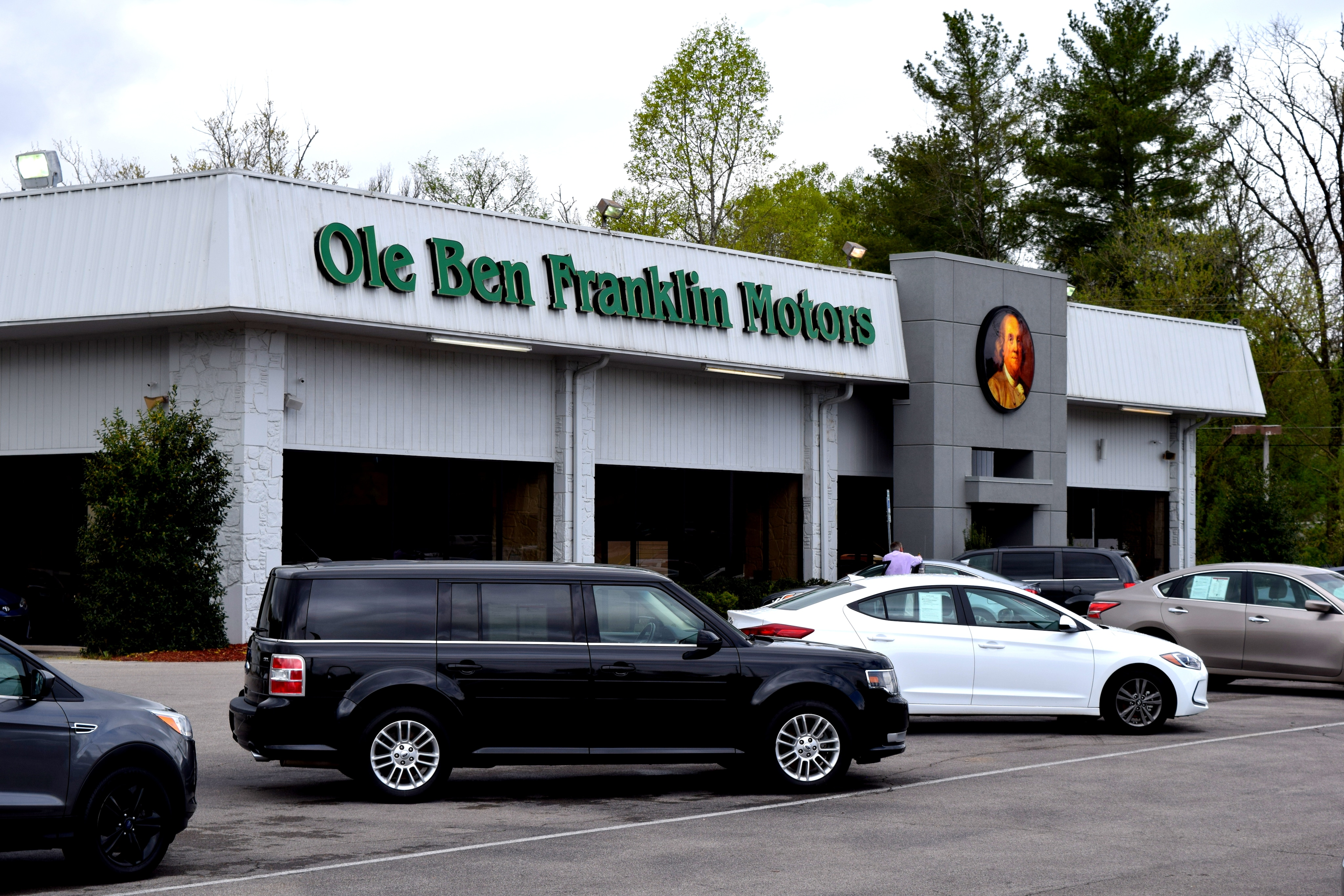 ... Oak Ridge, or Alcoa? If you answered yes, then you have come to the right place. One of the many wonderful things about Ole Ben Franklin Motors ...