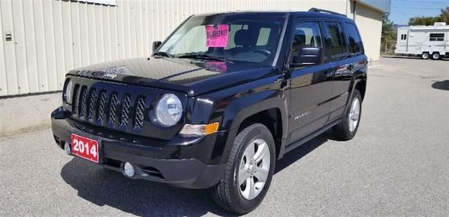 2014 Jeep Patriot LOCAL  ACCIDENT FREE 56, 680 KM'S SUV
