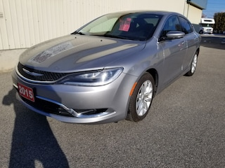 2015 Chrysler 200 C B/U CAM/ NAV/ NEW TIRES/ SIRIUS Sedan