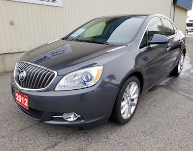 2012 Buick Verano SAT RADIO/ BLUETOOTH/ LOW KM Sedan