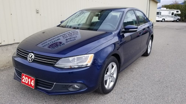 2014 Volkswagen Jetta Local diesel sedan with 72, 694 k's Sedan