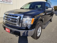 2011 Ford F-150 LOCAL ACCIDENT FREE 6-PASSENGER ONLY 83.302 KM'S Truck Super Cab