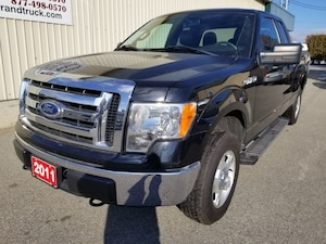 2011 Ford F-150 LOCAL ACCIDENT FREE 6-PASSENGER ONLY 83.302 KM'S