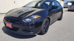 2016 Dodge Dart SXT Sport Blacktop Sedan