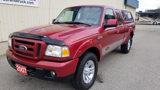 2007 Ford Ranger SUPERCAB SPORT 4X4 123, 105 easy k's Truck