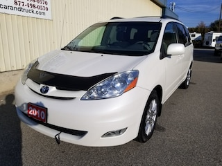 2010 Toyota Sienna ROOF RACK/ FOG LIGHTS/ NEWW TIRES/ RARE UNIT