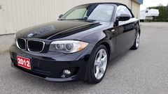2012 BMW 1 Series 2012 BMW - 2dr Cabriolet 128i Convertible