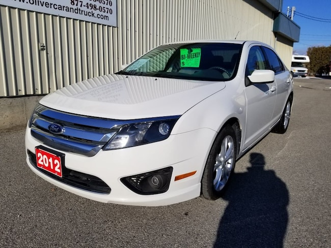 2012 Ford Fusion SE  LOCAL ACCIDENT FREE- LOW PAYMENT Sedan