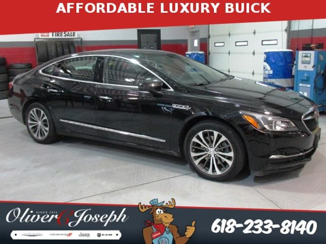 2017 Buick Lacrosse 4dr Sdn Essence FWD Car