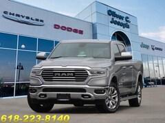 2019 Ram 1500 LARAMIE LONGHORN CREW CAB 4X4 6'4 BOX Crew Cab
