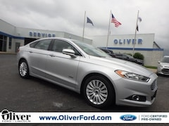 2016 Ford Fusion Energi SE Luxury Sdn