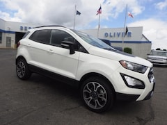New Ford Vehicles  2019 Ford EcoSport SES SUV Plymouth, IN