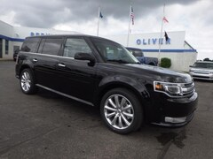 New Ford Vehicles  2019 Ford Flex Limited SUV Plymouth, IN