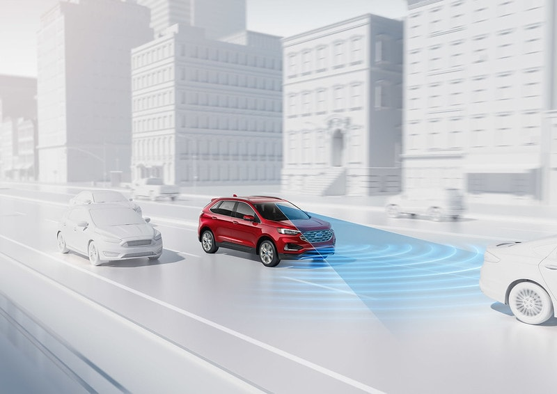 Ford Active Drive Assist