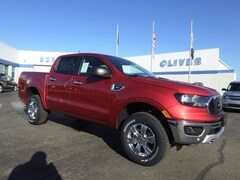 New Ford Vehicles  2019 Ford Ranger XLT Truck SuperCrew Plymouth, IN