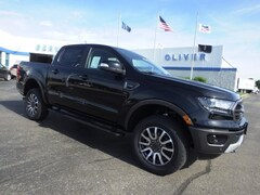 New Ford Vehicles  2019 Ford Ranger Lariat Truck SuperCrew Plymouth, IN