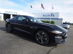 New Ford Vehicles  2019 Ford Mustang GT Coupe Plymouth, IN