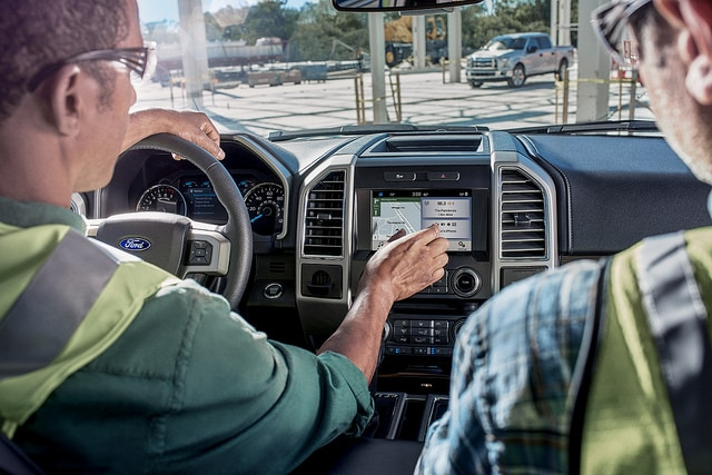 2018 Ford F-150 Technology
