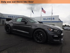 New Ford Vehicles  2018 Ford Shelby GT350 Shelby GT350 Coupe Plymouth, IN