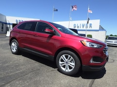 New Ford Vehicles  2019 Ford Edge SEL SUV Plymouth, IN